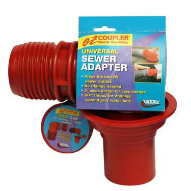 E-Z 90 Sewer Adapter