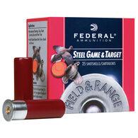 "Federal Premium Field And Range Steel Ammo, 20 Gauge, 2-3/4"", 3/4 oz., #7"