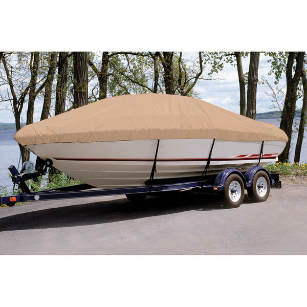 Ultima Solution Dyed Polyester Boat Cover For Four Winns 200 Horizon Bow Rider