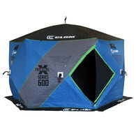 Clam Outdoors X-600 Thermal Hub Shelter