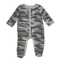 Mud Pie Boys' Camo Sleeper
