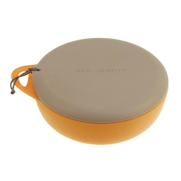 Sea to Summit Delta Bowl with Lid, Orange