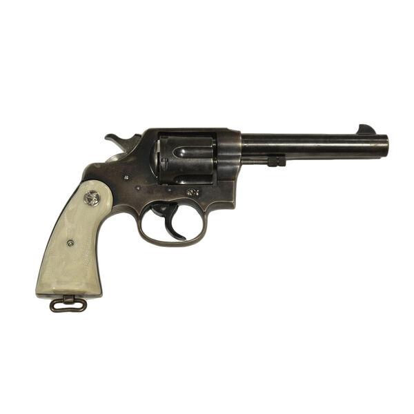 Used Colt New Service Revolver, .44-40 Win
