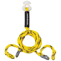 Airhead 4-Person Heavy-Duty Tow Harness, 16' Rope