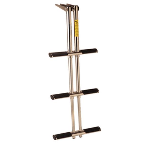 EEz-In 3-Step Over-Platform Telescoping Sport / Diver Ladder