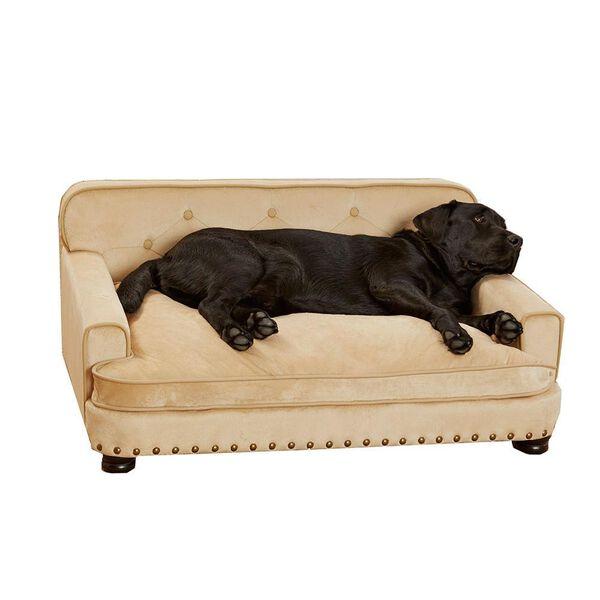 Library Pet Sofa, Caramel