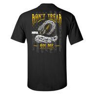 NRA Men's Don't Tread On Me Short-Sleeve Tee