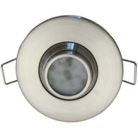 ITC Compass Swivel LED Light With Switch, Nickel
