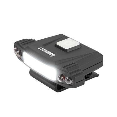 iProtec ProDuoCapLight Rechargeable Cap Light