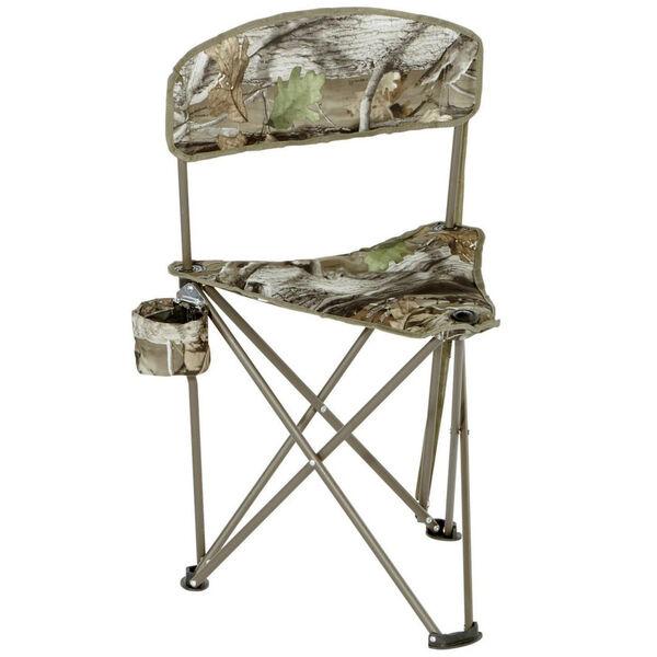 MacSports Portable Tripod Camo Chair