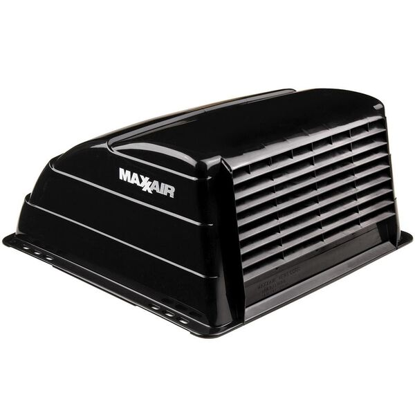 MaxxAir I Original Roof Vent Cover, Black