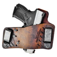 Versacarry Protector S3 Holster, Distressed Brown, RH