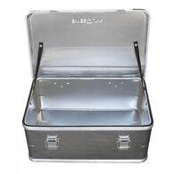 Swiss Link Aluminum Storage Box, Small