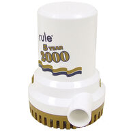 Rule Gold Series Bilge Pump