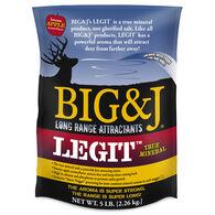 Big & J Legit Mineral Deer Attractant, 5 lbs.