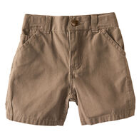 Carhartt Infant Boys' Canvas Short