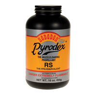 Hodgdon Pyrodex RS Rifle/Shotgun Powder