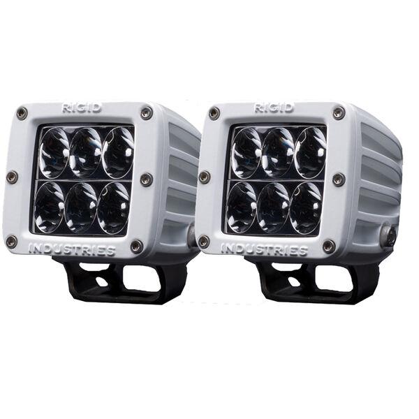 Rigid Industries M-Series Dually D2 Driving LED Lights, Pair