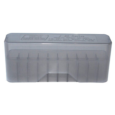 MTM J-20 Slip-Top Ammo Box, .243 Cal.