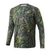 Nomad Men's Mossy Oak Pursuit Long Sleeve Shirt