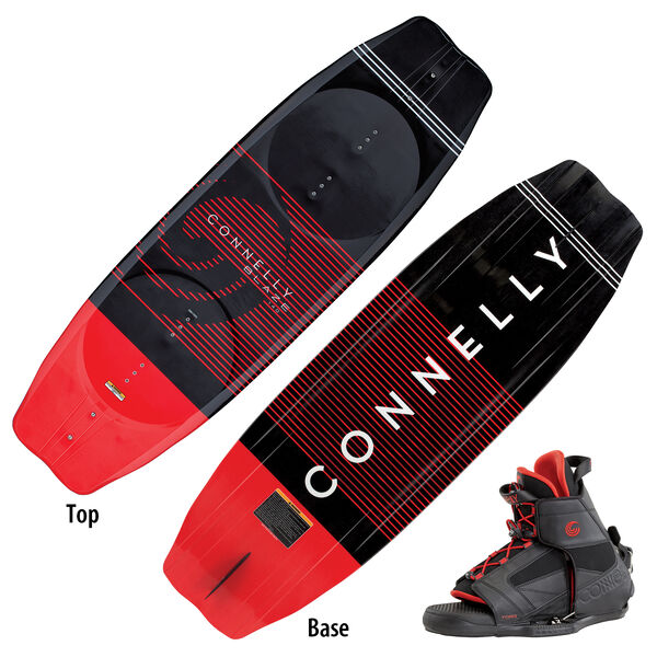 Connelly Blaze Wakeboard With Torq Bindings