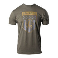 Leupold Men's American Reticle Badge Short-Sleeve Tee