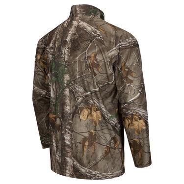 Realtree Men's Quarter-Zip Pullover
