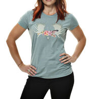Girls With Guns Moose Tee