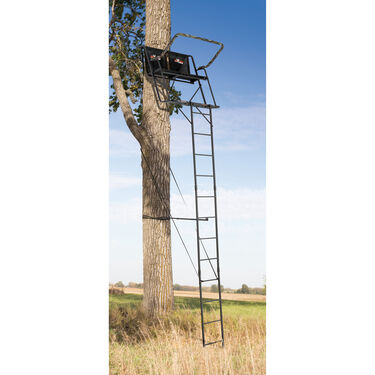 Big Game Treestands Big Buddy 16' Two-Man Ladderstand