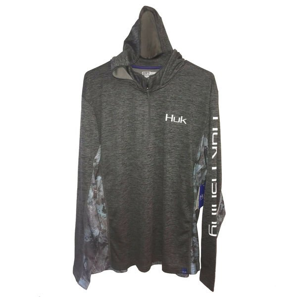 HUK Coldfront Icon Hoodie
