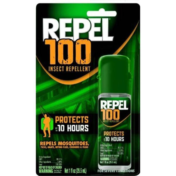 Repel 100 Insect Repellent Pump, 1 oz.
