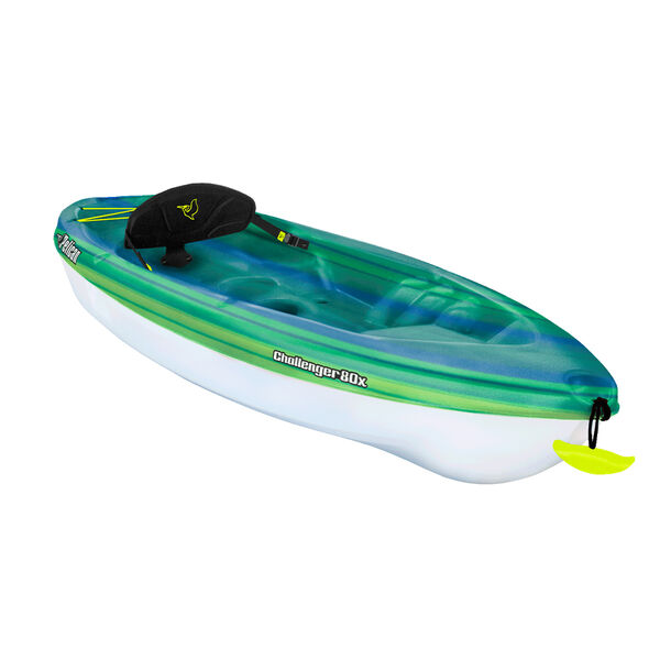 Pelican Rally 80X Recreational Kayak with Paddle