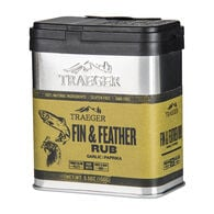 Traeger Fin & Feather Rub, 5.5 oz.