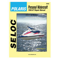 Seloc PWC Engine Maintenance And Repair Manual, Polaris '92-'97 650-1050 Series