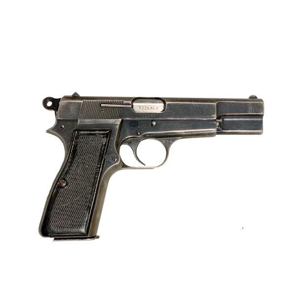 """Used Browning Hi-Power FN """"T"""" Series Pistol, 9mm"""