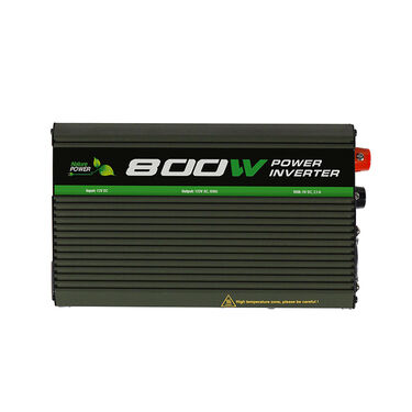 800 Watt Modified Sine Wave Power Inverter