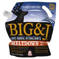 Big & J Meltdown Mineral Mix Deer Attractant