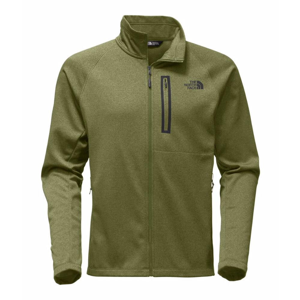 6f3c9e581 The North Face Men's Canyonlands Full-Zip Jacket