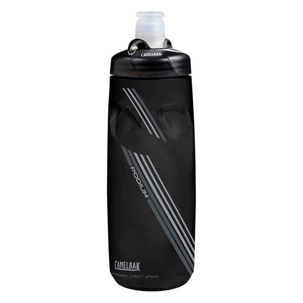 CamelBak Podium 24 oz. Water Bottle, Jet Black