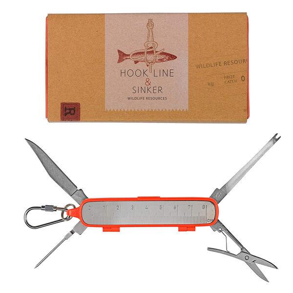 Wild & Wolf Hook Line & Sinker Fisherman's Tool