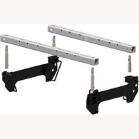PullRite ISR Series SuperRail 5th Wheel Hitch Mounting Kits, Dodge
