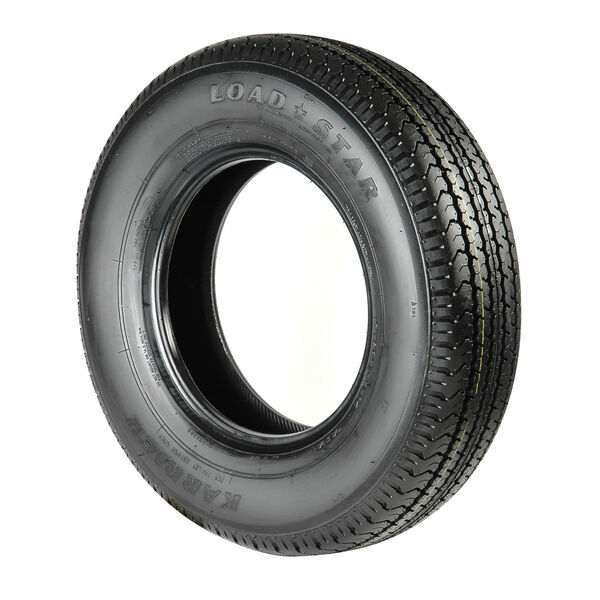 Kenda Loadstar Karrier Radial Trailer Tire Only, ST205/75R14
