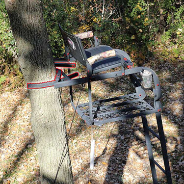 X Stand Duke 20 Ladder Stand Gander Outdoors