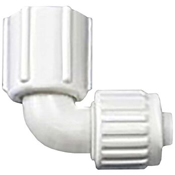 "Elbow - 1/2"" P X 1/2"" FPT Swivel BSP"