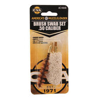 CVA .50 Caliber Brush and Cotton Swab Cleaning Kit