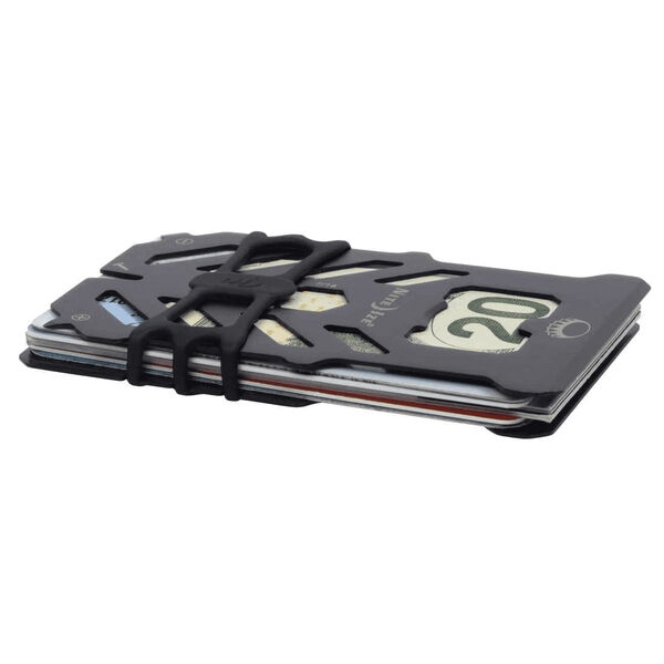 Nite Ize Financial Tool RFID-Blocking Wallet, Black