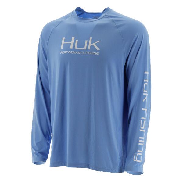 HUK Men's Pursuit Vented Long-Sleeve Tee