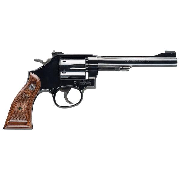 Smith & Wesson Model 17 Masterpiece Handgun