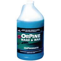 OrPine Wash And Wax, Gallon