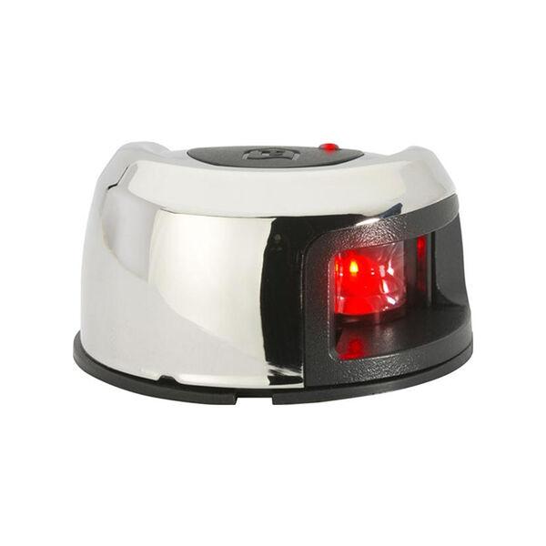 Attwood LightArmor Deck Mount 2NM LED Port Nav Light - Green